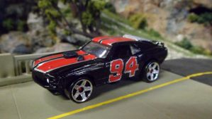 Mach l Mustang #94 by hankypanky68