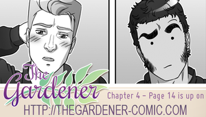 The gardener - Chapter 4 page 14 by Marc-G