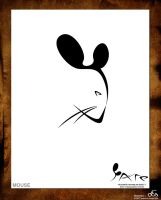 typographical animals 3 by inankilic