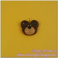 Polymerclay Bear by MaryjoeCreaciones