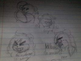 THIS IS WHY I SHOULDN'T DRAW AT 5 IN THE MORNING 1 by WendyLovesGreen