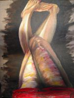 Legs by Claudia-Gomes
