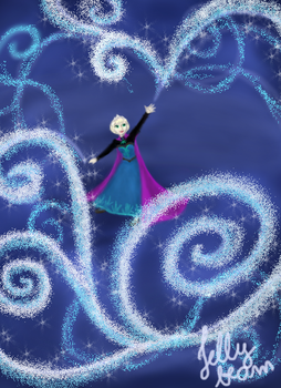 Let it go by Jellybeam