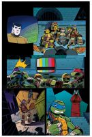 TMNT Animated #2 Page 1 by angieness