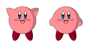 Kirby vector by tibots
