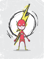 THE FLASH by baker2D