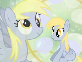Derpy by DixieRarity