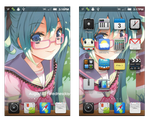 Preview for MIUI theme by LunarDX