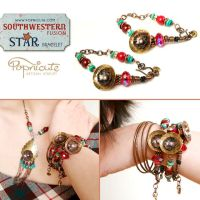 Star Bracelets CMA Awards by popnicute