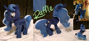 Luna Plush Raffle ENDED by Zombies8MyWaffle