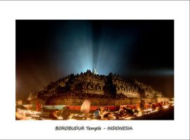 -Borobudur Temple- by rysander