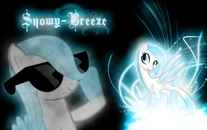Snowy-Breeze Wallpaper by Arakareeis