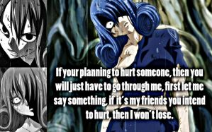 Juvia Won't Lose by Xela-scarlet