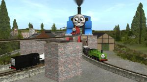 Thomas Giant Set by ThomasandTUGSFan