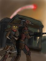 Brothers and Arms -- Watch Out for Shadows by TheVideogameEmperor