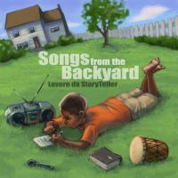Songs from the Backyard CD by blindedangel