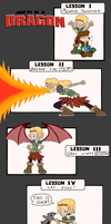 How To Be A Dragon! by tifu