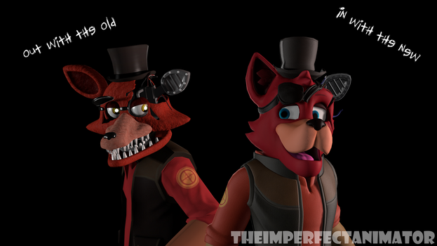 Out With the Old, In With the New by TheImperfectAnimator