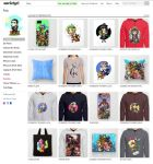 FeloSociety6 Store: Fanarts, ipod cases and more!! by Felolira