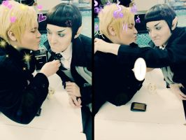 Star Trek: Vulcan Love Pinch by SugarBunnyCosplay