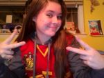 Harry Potter Hoodie by WolfRusher
