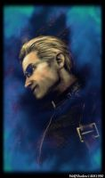Albert Wesker by WolfShadow14081990