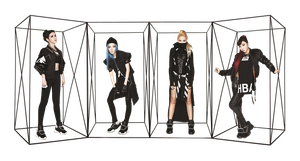 2NE1 PNG Render by GAJMEditions