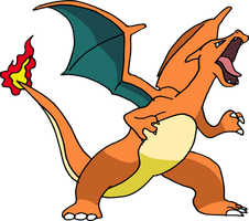 006 - Charizard by Tails19950