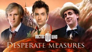 Doctor Who: Desperate Measures by Mabeanie