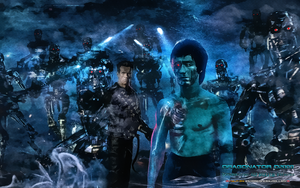 WHAT IF: BRUCE LEE: DRAGONATOR D-2000 by CSuk-1T