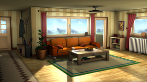 Living Room by Juh-Juh