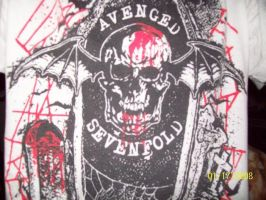 A7X shirt by lilpunkboy6661