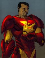 I am Tony Stark by jonathan-rector
