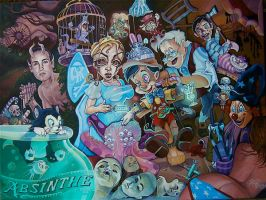 """Life In The Fast Lane"" by davidmacdowell"