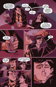 The Sundays #3 page 21 by ScottEwen