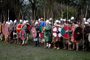 Vikings 2011 stock 7 by Random-Acts-Stock