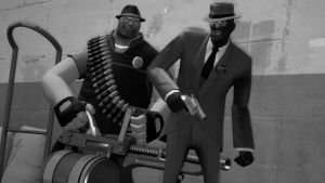 We're the Mafia, see by Masterlegodude