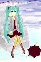 Vocaloid: sunny after rain by Kiokuu