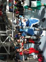 AX 2012 - Avatar: The Last Airbender by Dark-Elf-Kana