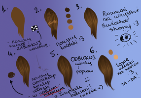 hair tutorial - PL by Only4SeX