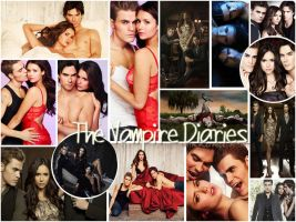 The Vampire Diaries by NataliaJonas