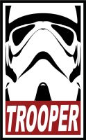 Obey Trooper by 420z