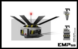 Emp beacon by 152mm
