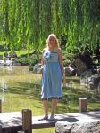 Alice by the Pond 1 by Stormfalcon