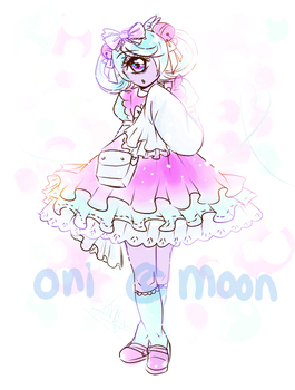 cyclops adopt auction (points/$$) by Oni-Moon