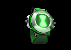 omnitrix by SilverVing