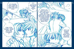 TOZ Comic Pg 5 and 6 by Alasse-Tasartir