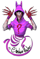 L4D: Cheshire Hunter by Carmalicious