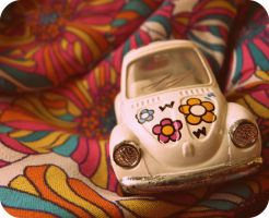 Hippie car IV. by wednesdayyy