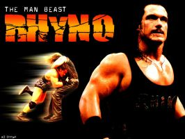 Rhyno Wallpaper by AISTYLES
